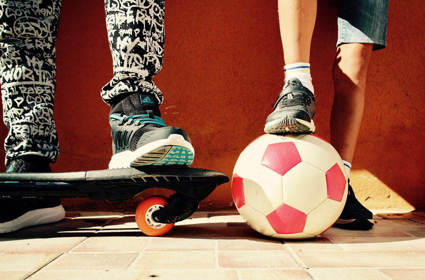 Deporte: todo un mundo de posibilidades