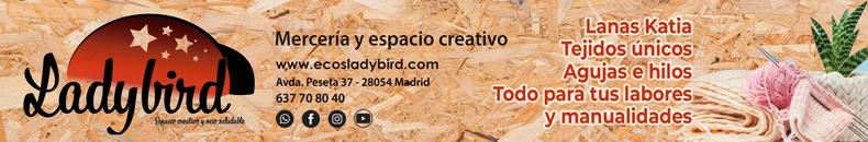 merceria y espacio creativo ladybird