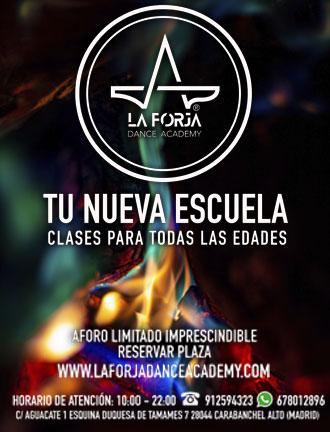 escuela de baile_ La Forja