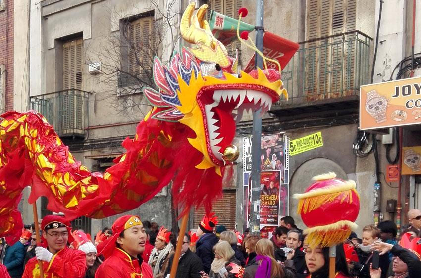 Feliz año nuevo chino: el año del buey