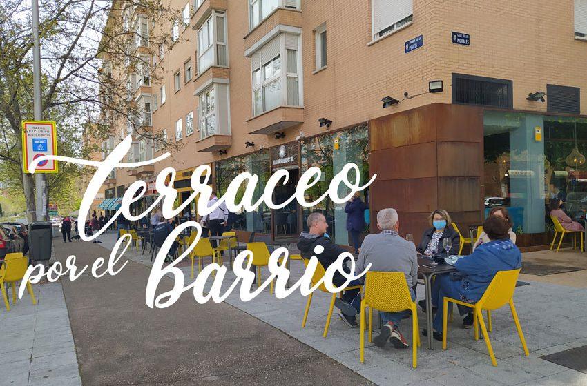 terraceo-por-el-barrio del pau de carabanchel
