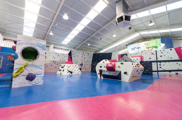 campamentos-de-escalada: the climb