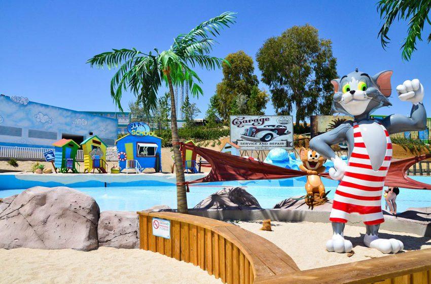 Parque Warner Beach abre sus puertas a la diversión este verano