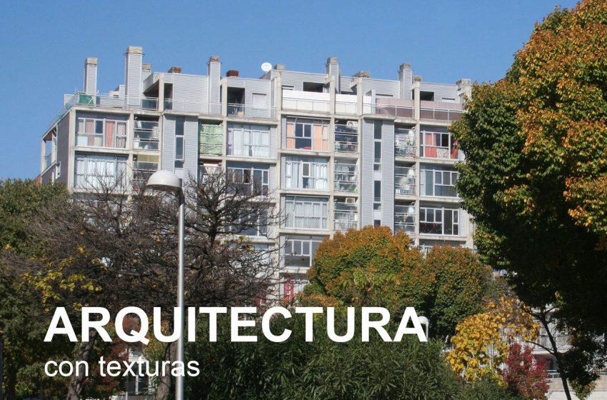 Pau de Carabanchel: Arquitectura con texturas