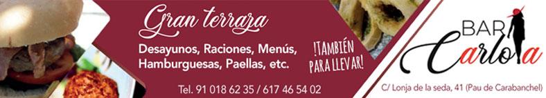bar carlota