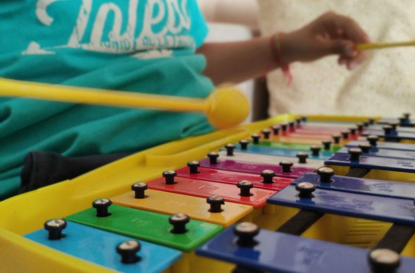 Elegir un instrumento musical para tus hijos